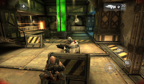 ShadowGun graphics