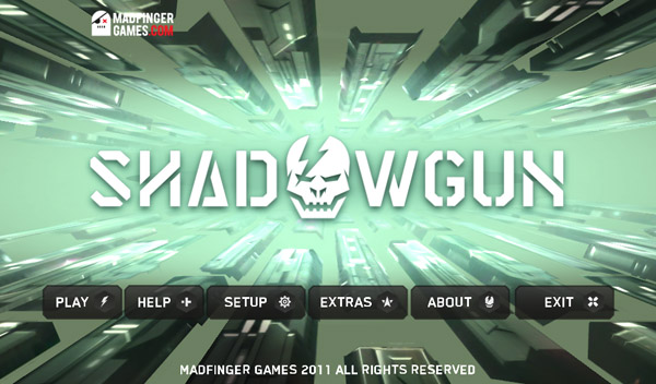 ShadowGun for the BlackBerry PlayBook
