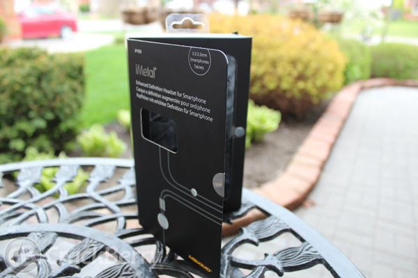Maximo iP-XS5 iMetal Isolation Headset