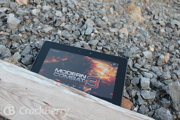 Modern COMBAT for the BlackBerry PlayBook