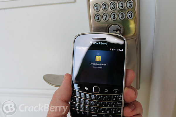 NFC and the future of BlackBerry