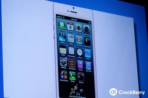 iOS workspace BES10