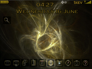 gold theme