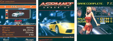 gameloft asphalt