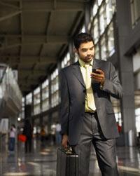 Blackberry airport