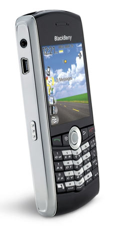 new blackberry technology