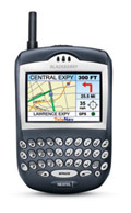 gps on blackberry