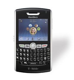 t mobile blackberry 8800