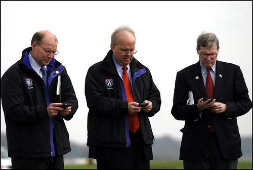 karl rove blackberry