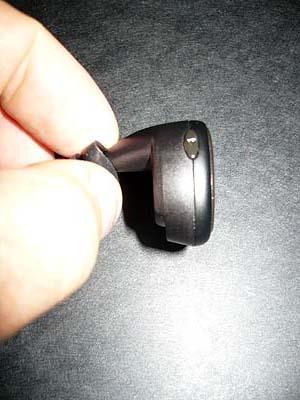 Motorola H9 Closeup