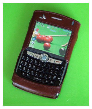 Vaja Classic Case for the BlackBerry 8800