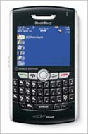 BlackBerry 8830 from Bell