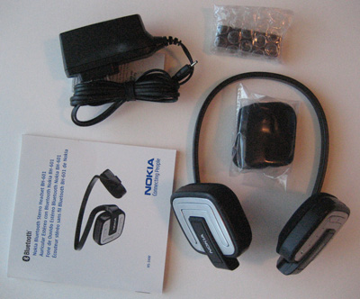 The Nokia BH-601 Unboxed