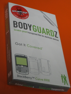 BodyGuardz Packaging