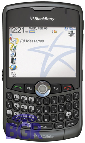 BlackBerry 8330 from US Cellular