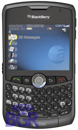 BlackBerry 8330 from Alltel