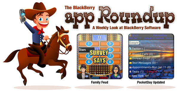 The BlackBerry App Roundup