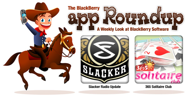 The BlackBerry App Roundup