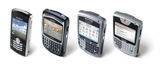 RIM Ramping up BlackBerry Production
