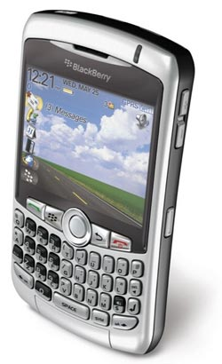 The BlackBerry Curve (8300)