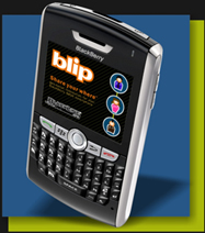 Blip for BlackBerry