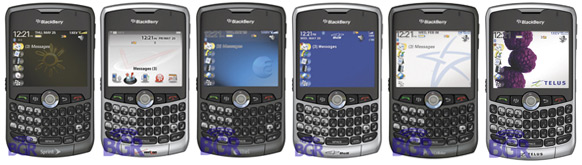 BlackBerry Curve 8330 for CDMA Carriers