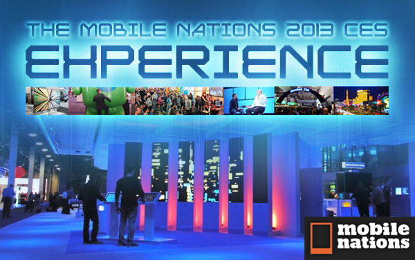 The Mobile Nations 2013 CES Experience