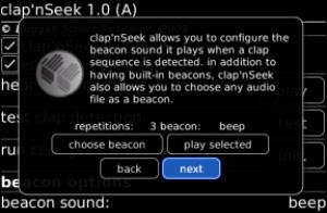 clap'nSeek