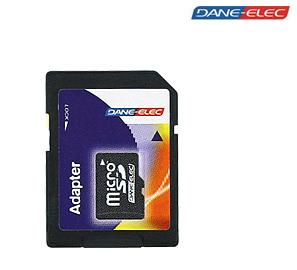 Dane Elec 2GB MicroSD Card