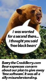Free BlackBerry Software