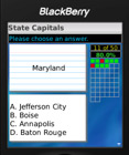 gFlash + Flashcard / Trivia Game App