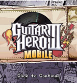 Guitar Hero III for BlackBerry