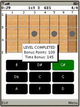 Guitar Trainer for BlackBerry