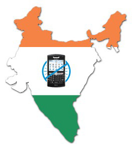 Indian Government to Shut Down BlackBerry?