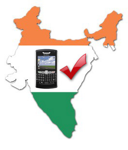 India Sidesteps BlackBerry Ban