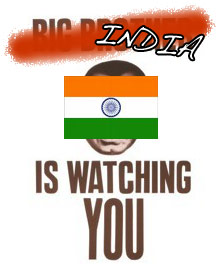 India Is Watching You?
