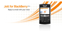 Jott for BlackBerry