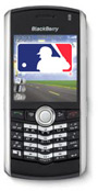 MLB Widgets for BlackBerry
