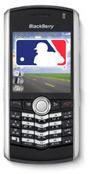 MLB Widgets for BlackBerry