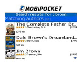 MobiPocket eBook Reader V.6