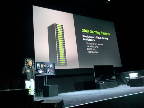 From the NVIDIA Press Conference
