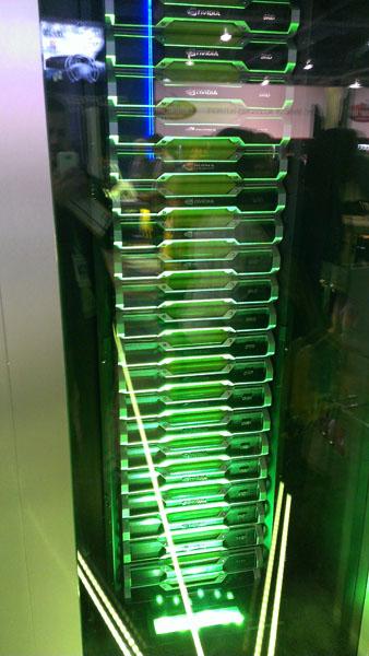 NVIDIA Grid Servers
