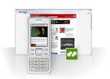 Opera Mini 4.1 for BlackBerry