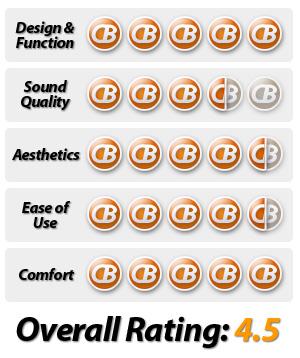 Plantronics Pulsar 590A Bluetooth Stereo Headphones/Headset Ratings