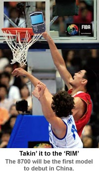 Rockin the RIM in China