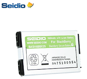 Seidio Extended Battery for BlackBerry 8800 Series