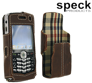 Speck Products TechStyle Classic w/ Holster for BlackBerry 8100 Pearl