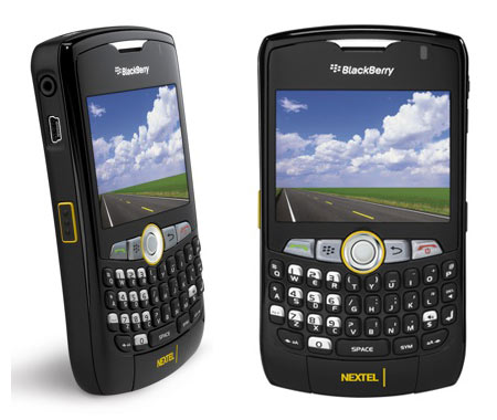 Sprint BlackBerry Curve 8350i