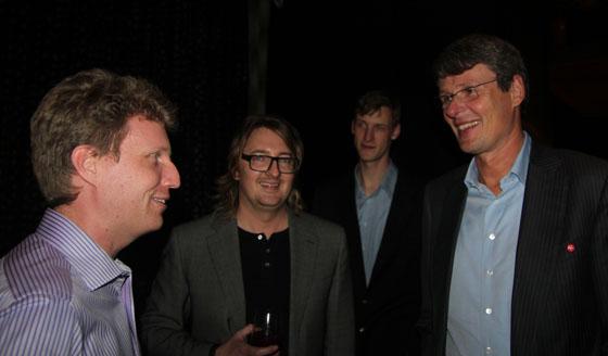 Thorsten Heins joined us!