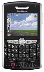 T-Mobile BlackBerry 8800
